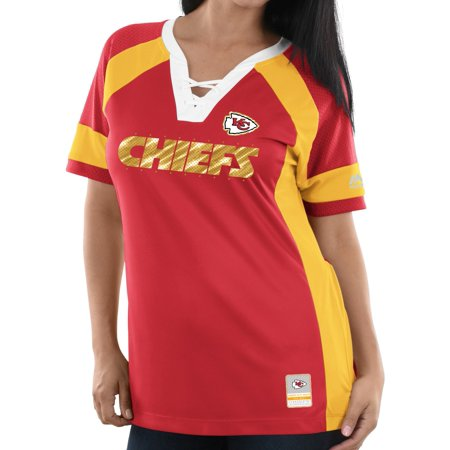 best loved 481a1 5e2ae Kansas City Chiefs Women's Majestic NFL