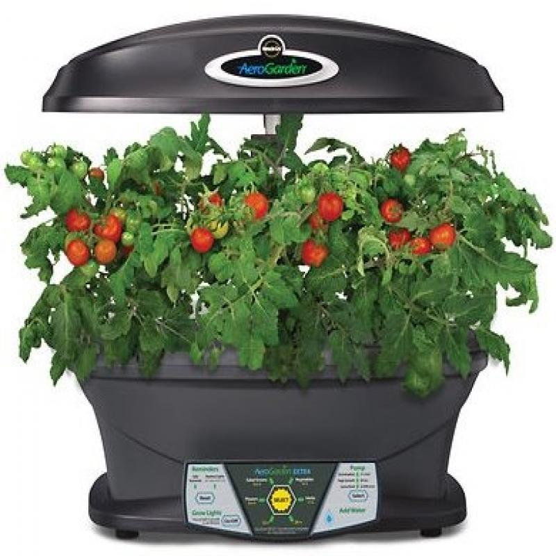 Miracle Gro Aerogarden Extra with Bonus Cherry Tomato See...