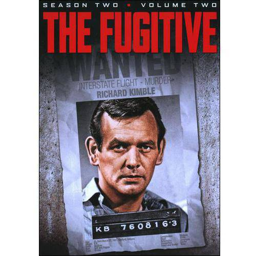 Fugitive: Season Two, Vol. 2 (Full Frame)