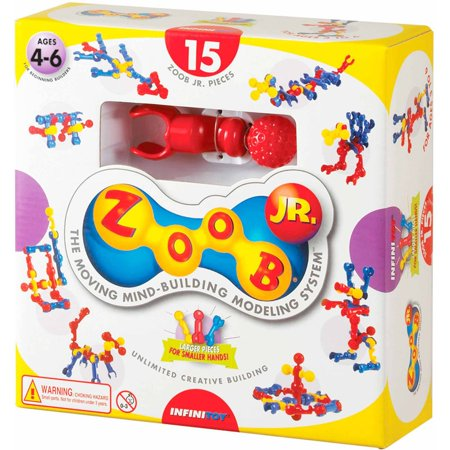 ZOOB Jr. 15 Piece Building Set