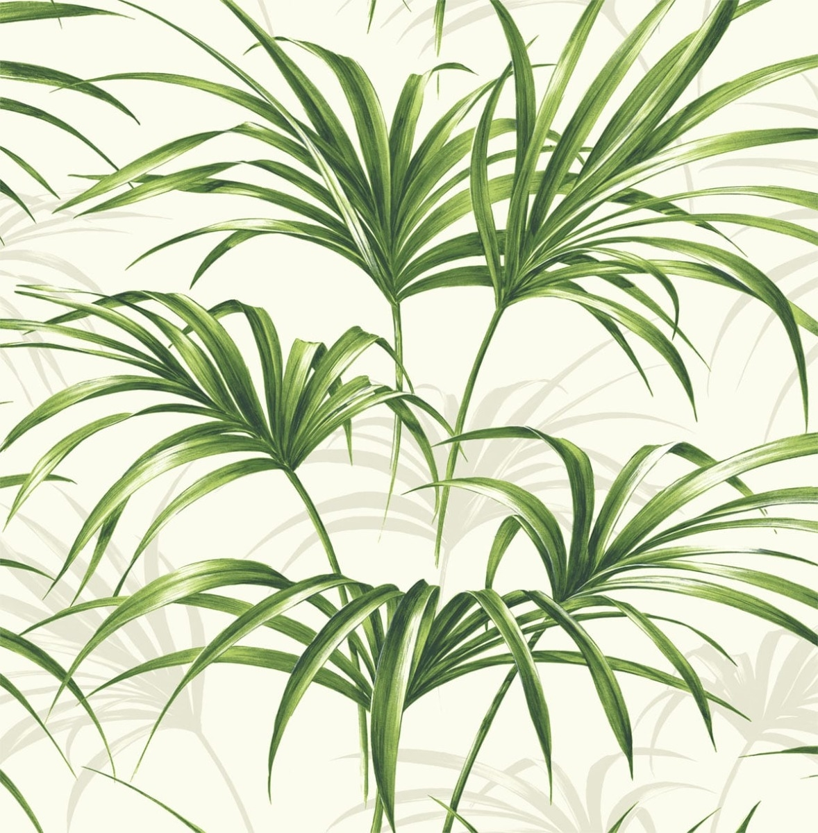 NextWall Tropical Palm Leaf Peel and Stick Wallpaper ...