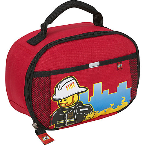 LEGO Insulated Lunch Bag - Fire