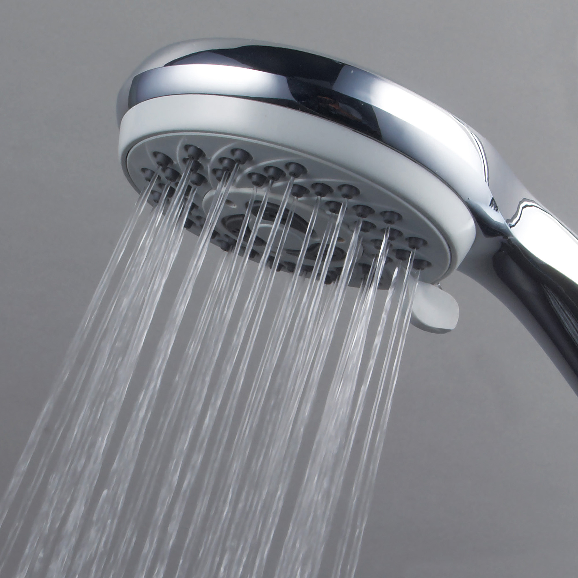 PowerSpa 4-Setting Deluxe Hand Shower, Chrome
