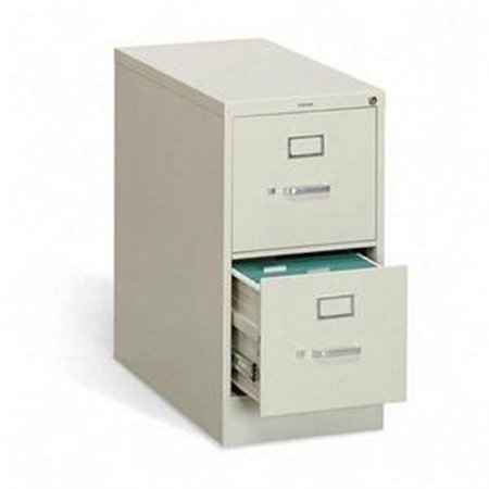 HON 310 Series Vertical File With Lock 312PL