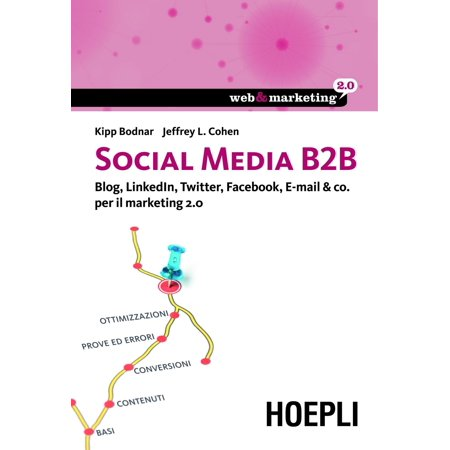Social media B2B - eBook