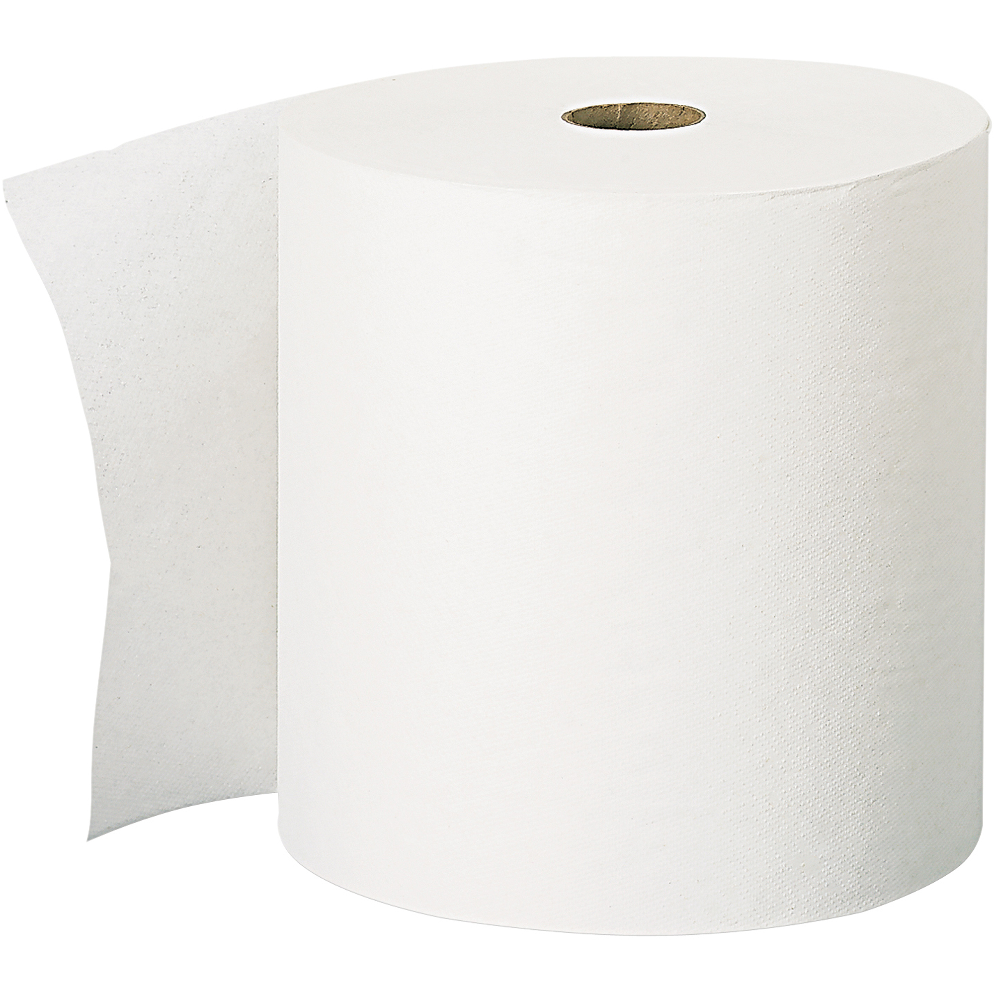 Scott High-Capacity Hard Roll Towels, White, 12 count