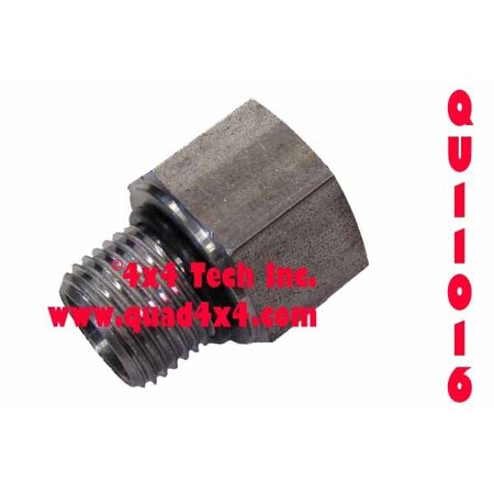 QU11016 Detent Poppet Plug for many chain drive Transfer Cases ()