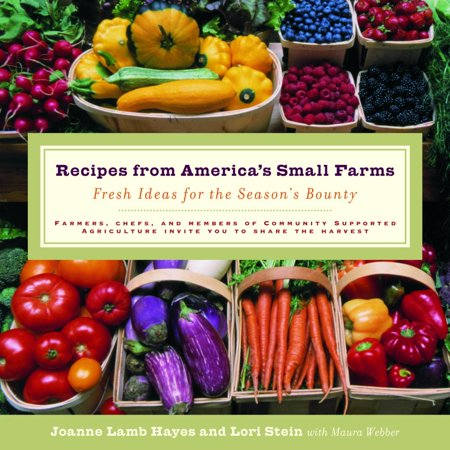 Recipes from America's Small Farms - eBook