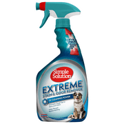 Best Dog Urine Removers - Simple Solution Extreme Stain and Odor Remover, 32-Ounce Review