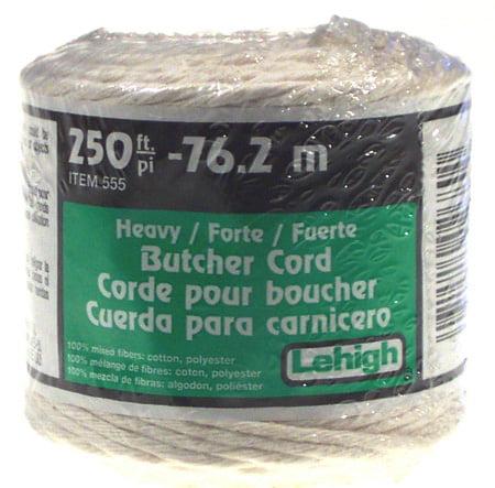 Lehigh Group 555 Cotton Twine Heavy Duty