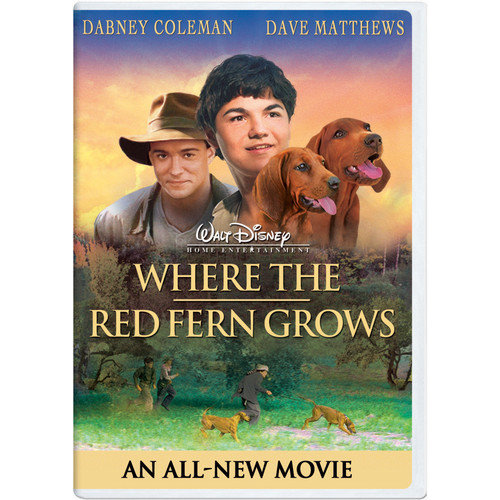 Where The Red Fern Grows (Widescreen)