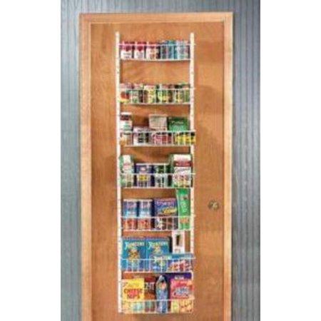 Db Roth 24 Inch Wide Adjustable Door Rack Pantry Organizer