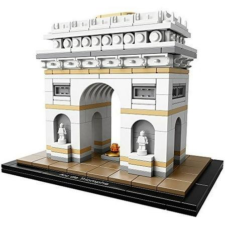 LEGO Architecture Arc de Triomphe 21036 (Carros De Lego)