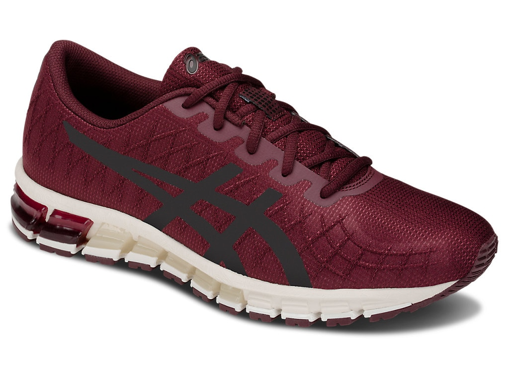 ASICS ASICS 1021A104 Men's Gel Quantum 180 4 Running Shoes (13 D(M) US Men, Port RoyalBlack)