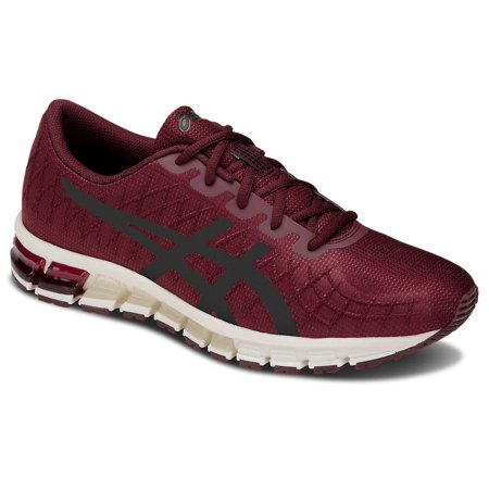 ASICS 1021A104 Men's Gel Quantum 180 4 Running Shoes (13 D(M) US Men, Port RoyalBlack)