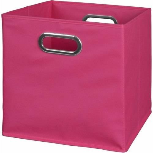 Niche Cubo Foldable Fabric Storage Bin- Teal by Regency