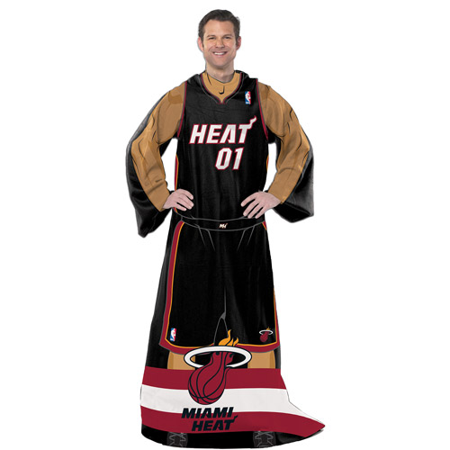 "NBA Miami Heat Player 48"" X 71"" Full Body Comfy"