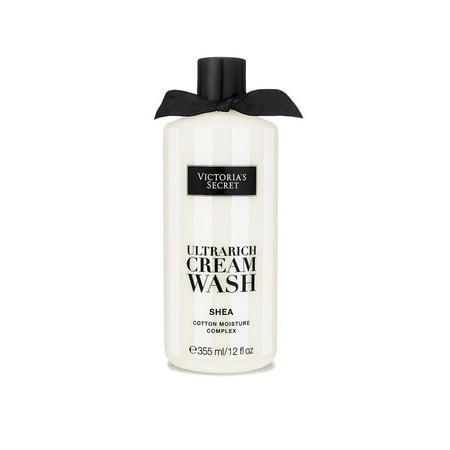 Victoria's Secret Ultrarich Cream Wash SHEA 12 oz / 355 (Caesars World Cream Body Body Wash)