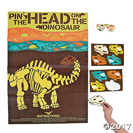Dino Dig Party Game - Dinosaur Party Games