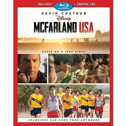 McFarland, USA (Blu-ray + Digital HD) (Widescreen)