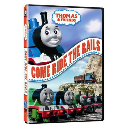 Come Ride the Rails: Thomas & Frineds ( (DVD))