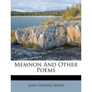 Memnon and Other Poems