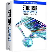Deals on Star Trek 10-Movie Stardate Collection Blu-ray + Digital