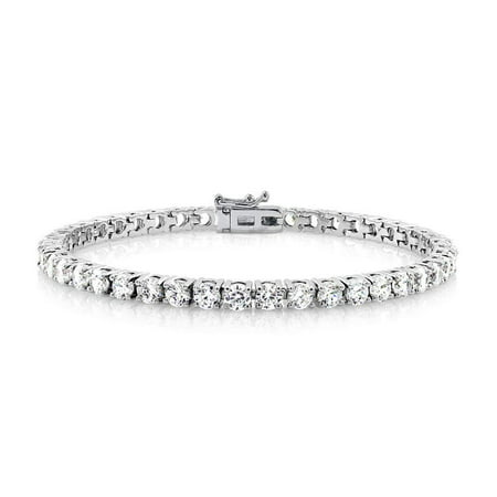 Kaylee 18k Tennis Bracelet, Women