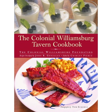 The Colonial Williamsburg Tavern -