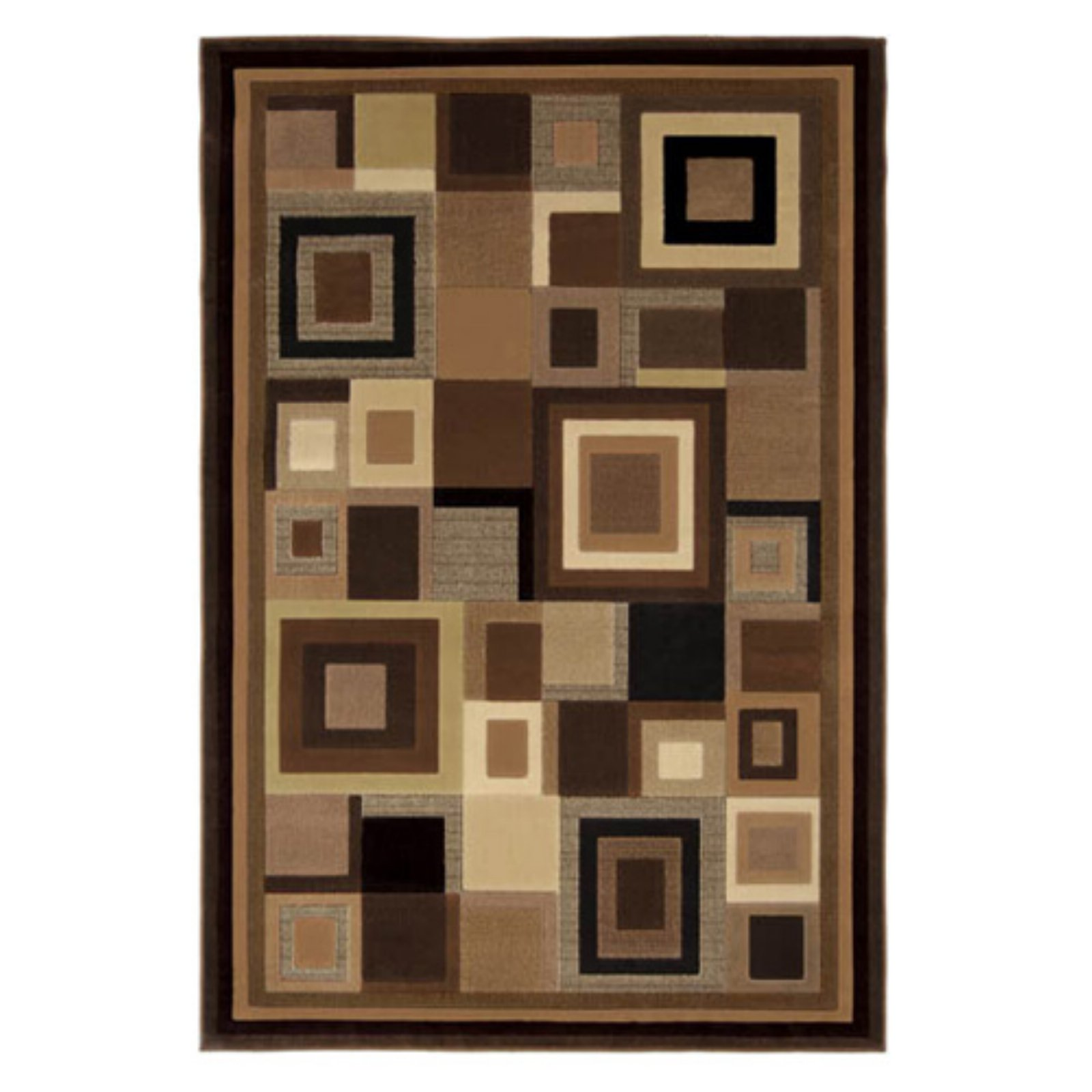 Home Dynamix Catalina Area Rugs - 4467-469 Geometric Squares Blocks Cubes Lines Rug