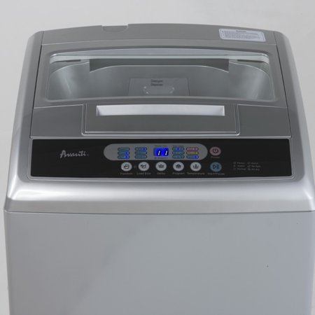 Avanti 2.0 CF Top Load Washer - Platinum