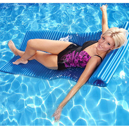 Take Anywhere Pool Float, Blue
