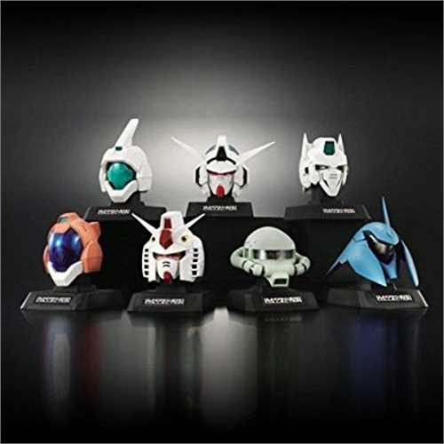 Gundam head collection vol.1 (BOX) by Bandai by