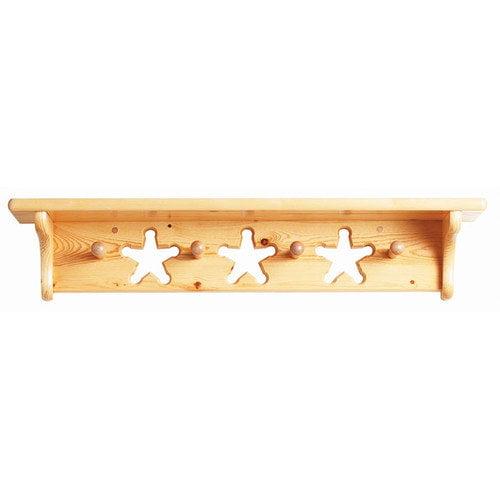 Little Colorado Star Coat Rack