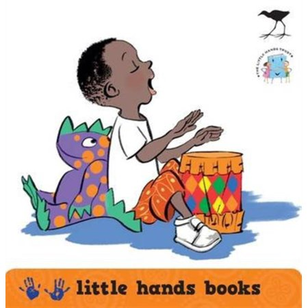 Little Hands Books: Set of 4 Board Books: Lulu Mondi Nomsa Joe (Little Hands Books for Babies) (Board - Baby Lulu At Halloween