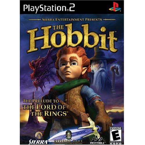 The Hobbit PlayStation 2 by Vivendi
