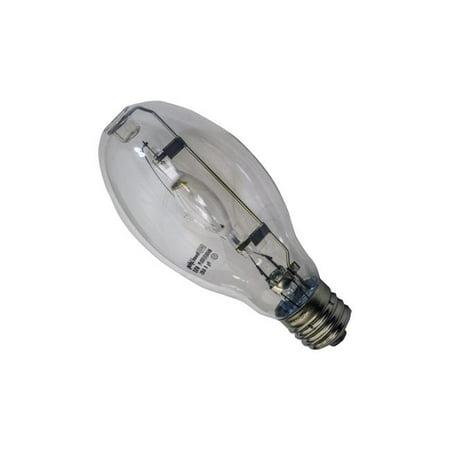 Howard Lighting MH400-U-ED28-PS ED28 400 watt Clear Mogul Base Pulse Start Metal Halide Lamp 400 Watt Mh Cool