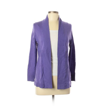 Pre-Owned Talbots Women's Size M Petite Wool Cardigan Petite Wool Cardigan