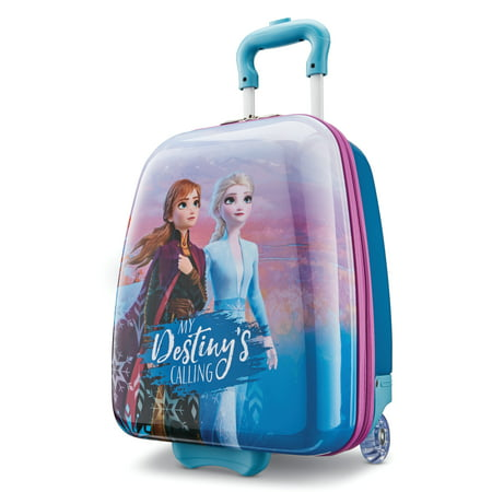 """American Tourister Disney Frozen 2 Kids 18"""" Hardside Carry-on Luggage"""