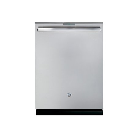 G.E. Profile PDT845SSJSS Profile 16 Place Setting Stainless Hidden Control Dishwasher