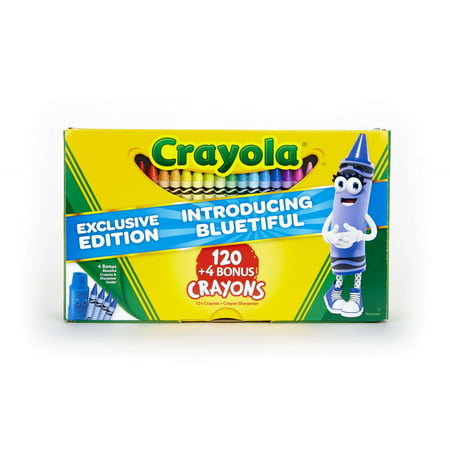 Reno Paint Mart >> New Crayola Color 124 ct. Crayon Box, Gift for Kids