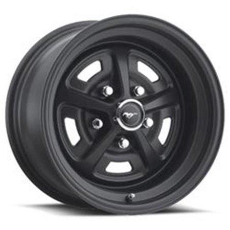 Drake LW5050754E Magnum 500 Alloy Wheels - Satin Black