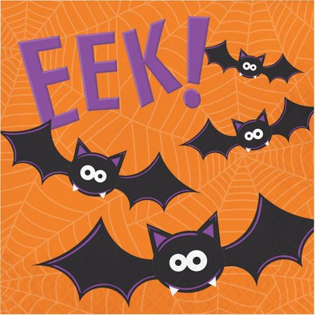 Friendly Halloween Luncheon Napkin, 16 ct - Easy Halloween Lunches