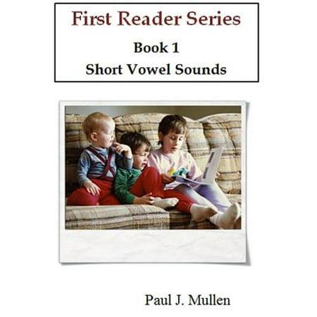First Reader Series: Short Vowel Sounds - eBook (Short Vowels Mats)