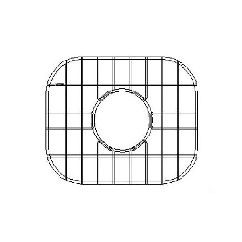 Empire Industries 14'' x 12.38'' Sink Grid for Undermount Double Bowl Kitchen Sink