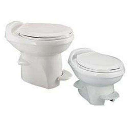 Aqua Magic China Style Plus Toilet with Water Saver - High Profile, Bone