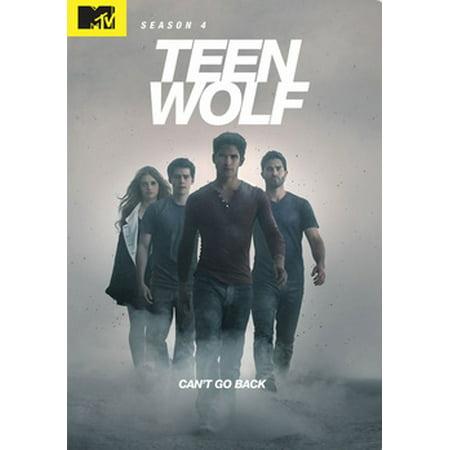 Granny Wolf (Teen Wolf: Season Four (DVD))
