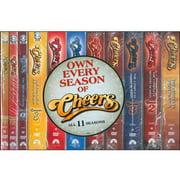 Cheers: Eleven Season Pack (Full Frame)