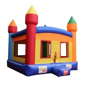 Inflatable Jumper Castle Commercial Bounce House With Blower Kids Bouncer