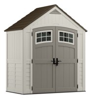 Deals on Suncast Cascade Storage Shed for Backyard 7ftx 4ft, 171 cu. ft.